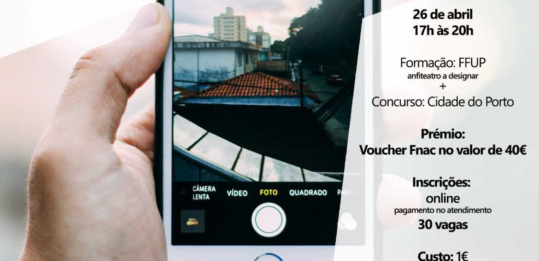 Fotografia com Smartphone: Instagram Challenge
