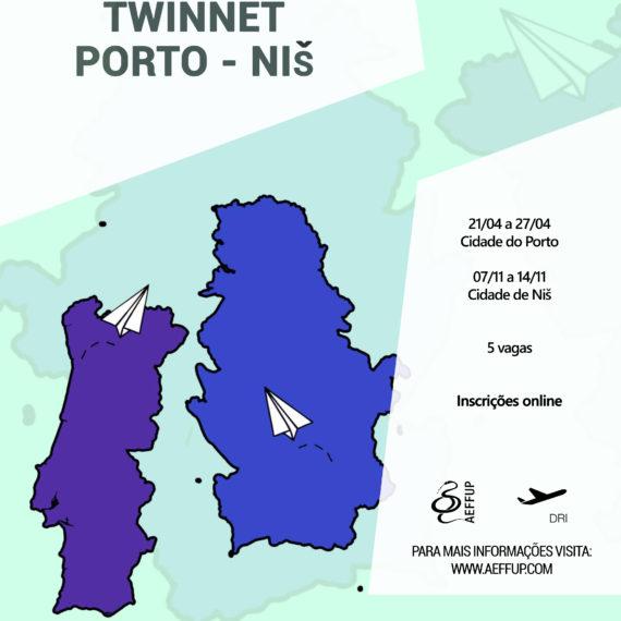Twinnet Porto – Nis