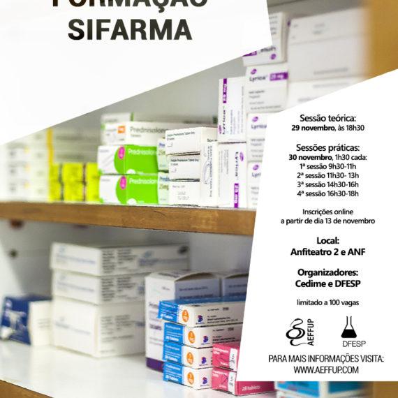 Formação SIFARMA 2000