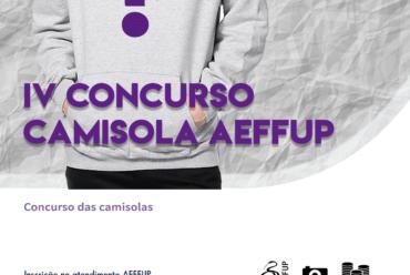 IV Concurso Camisola AEFFUP
