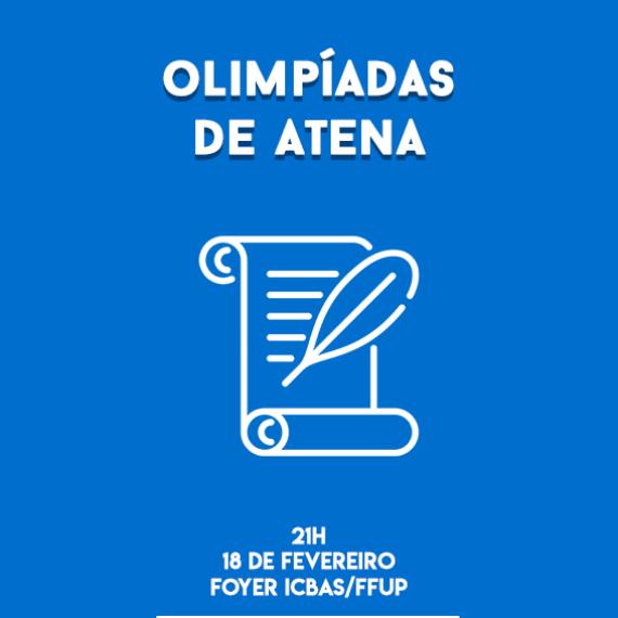 89º Aniversário AEFFUP – Olimpíadas de Atena