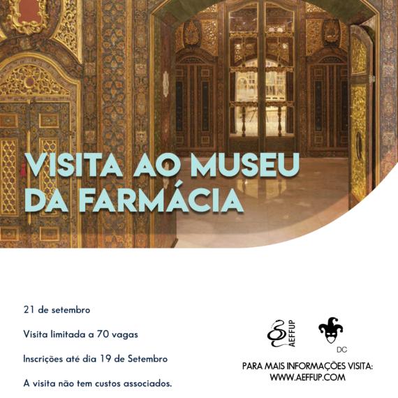 Visita ao Museu da Farmácia