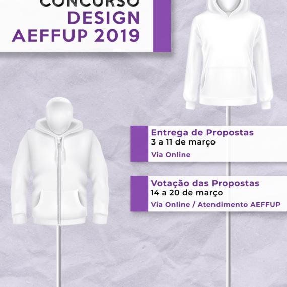 Concurso Design AEFFUP 2019