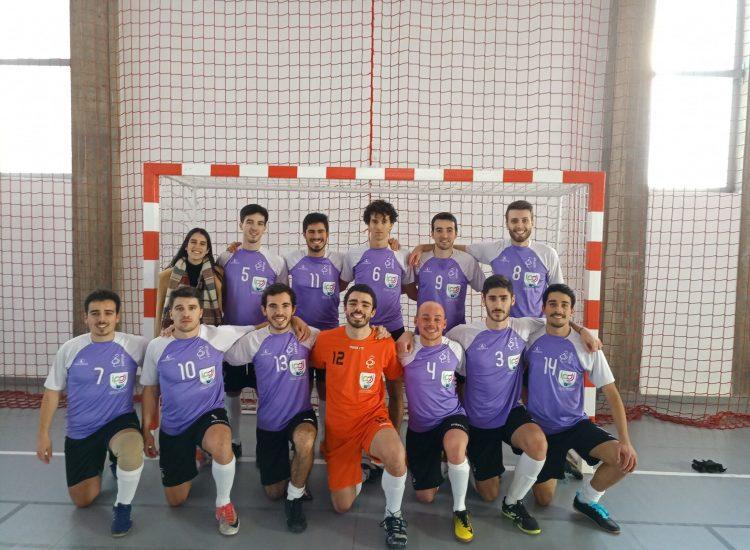 Equipa de Futsal Masculino 2019/2020