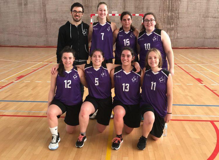 Equipa de Basquetebol Feminino 2019/2020